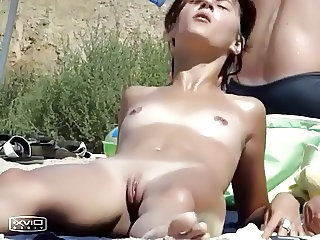 Photo small tits nurse nudist family young